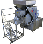 Dried Nut Salting Unit