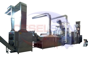 DIFFUSION BASED SALTING LINE